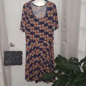 2XL NICOLE DRESS